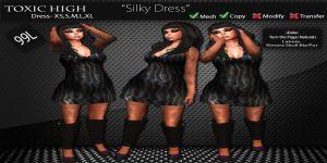 _ToXiC_H_ Dress Silk [Dreamy Night]