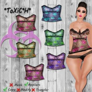 _ToXiC_H_ Flower & Lace Gacha