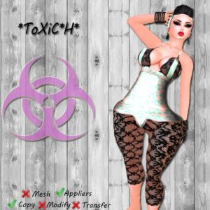 _ToXiC_H_ Baby Doll Romper Flower Bish With Appliers